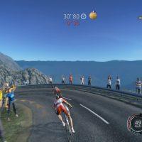 Le mode Défis propose désormais un fantôme dans Tour de France 2016