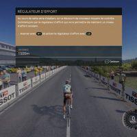 Le mode entrainement de Tour de France 2016