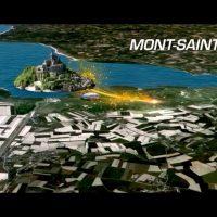 La présentation d'étape dans Tour de France 2016