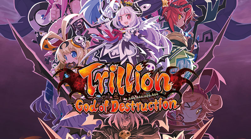 Trillion God of Destruction banière