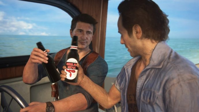 Visuel Uncharted 4