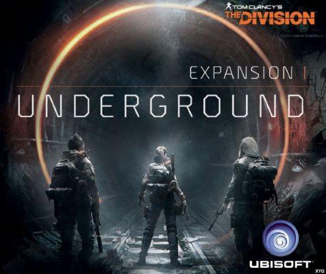 Le DLC Underground de The Division