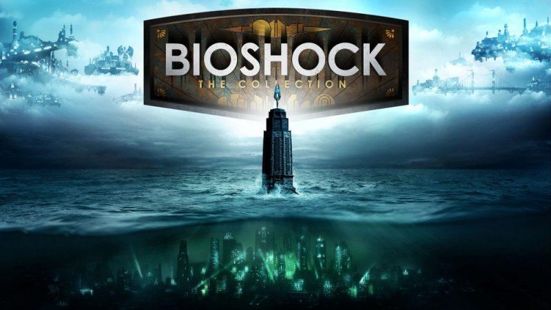 Bioshock collection sortie en septembre sur pc xbox one ps4