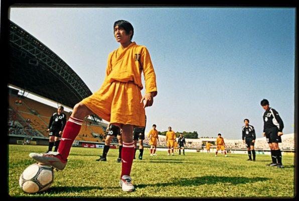 Foot Shaolin Soccer