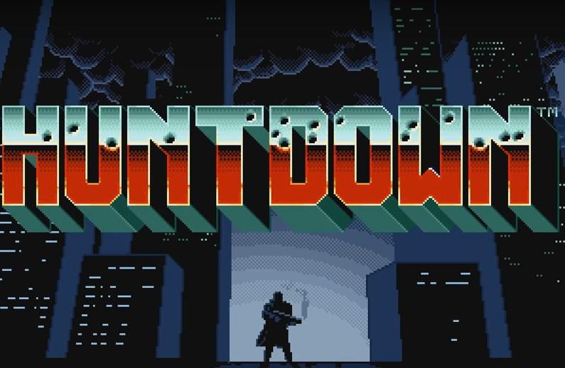 Huntdown logo