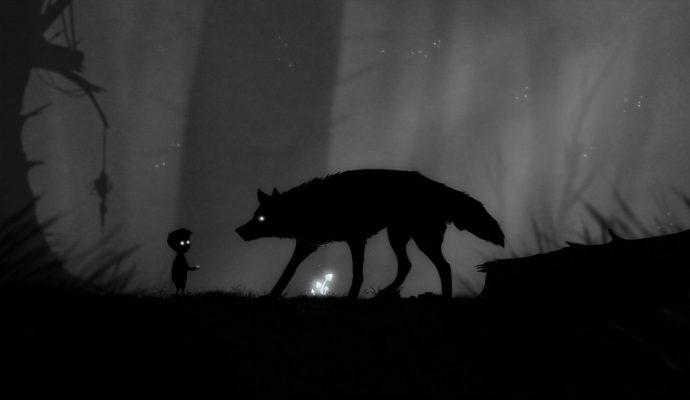 Limbo loup et enfant