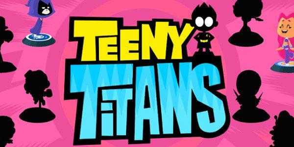 Teeny Titans logo