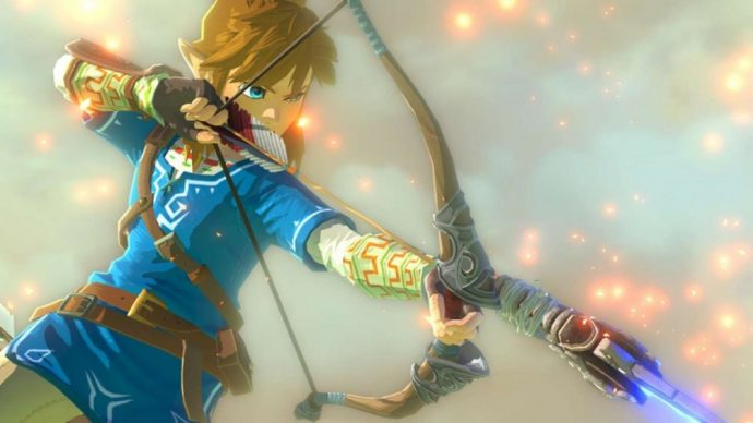 Legend of zelda arrive sur nintendo nx