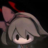 Yomawari image de la petite fille
