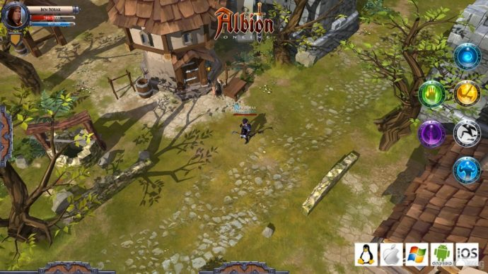Albion Online screenshot