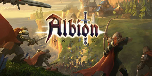 Albion online cover