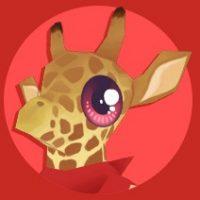 Anarcute girafe
