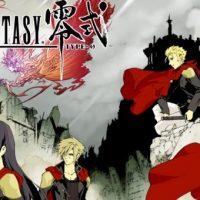 Final Fantasy Type 0 manga