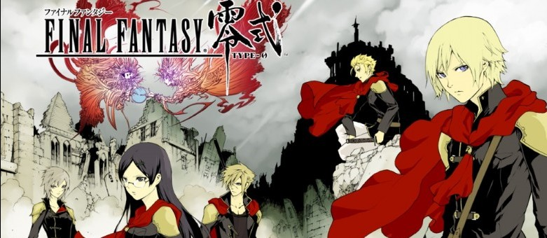 Final Fantasy Type 0 manga