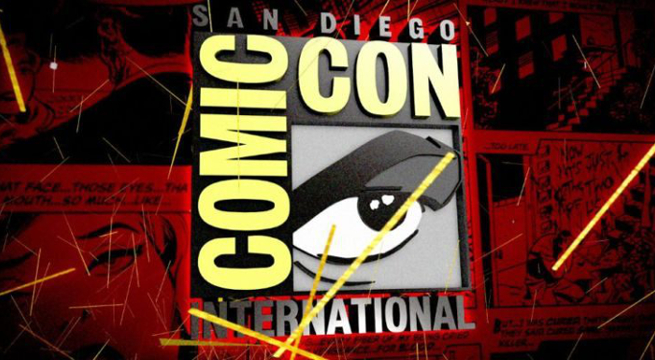 Logo Comic Con