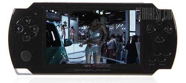 Console Portable vidéo