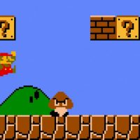 Console Portable Mario