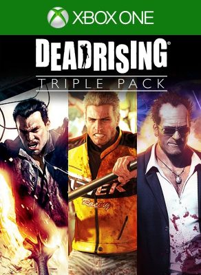 Dead Rising Triple Pack jaquette