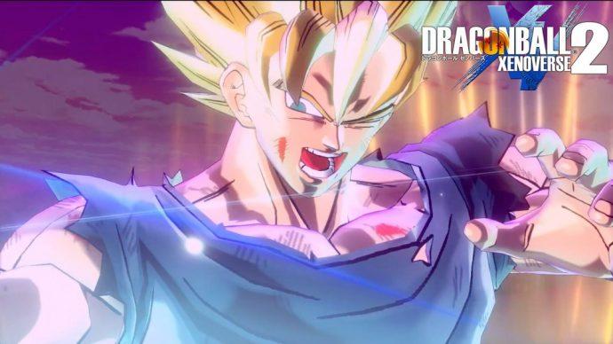 Dragon Ball Xenoverse 2 san Goku