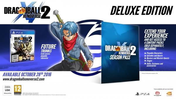 Dragon Ball Xenoverse 2 Deluxe