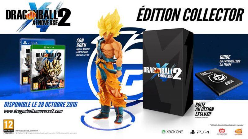 Dragon Ball Xenoverse 2 collector