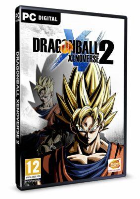 Dragon Ball Xenoverse 2 jaquette PC