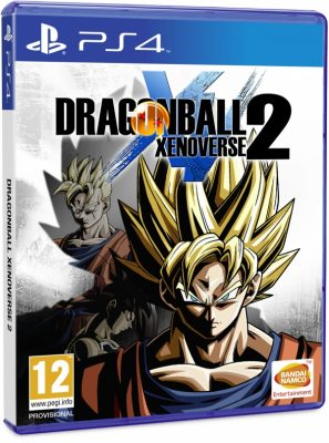 Dragon Ball Xenoverse 2 jaquette PS4