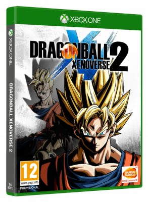 Dragon Ball Xenoverse 2 jaquette Xbox One