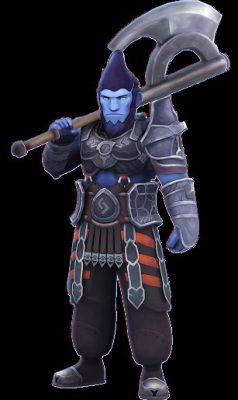 Earthlock Amon
