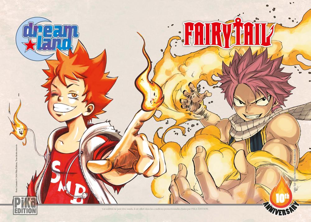 Fairy tail et dreamland les tomes 1 disponibles - Jeu de fairy tail gratuit ...
