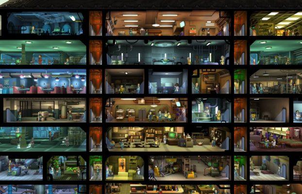 Visuel de Fallout Shelter
