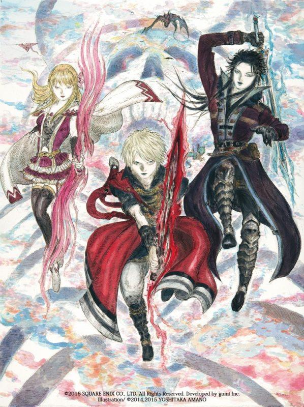 Final Fantasy Brave Exvius_illustration