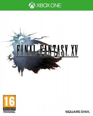 Final Fantasy XV Day One Amano