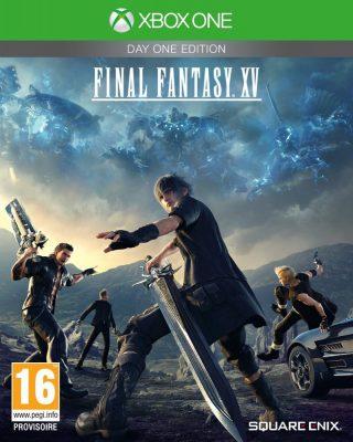 Final Fantasy XV Day One Xbox One