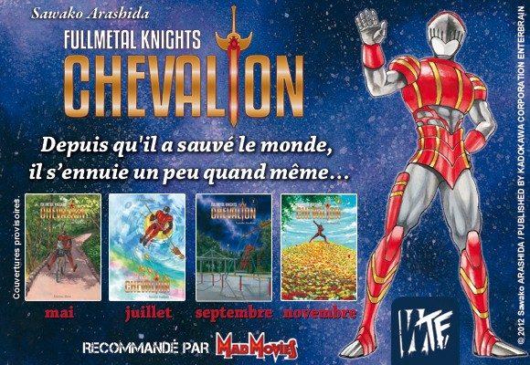 Fullmetal Knights Chevalion - LightninGamer (02)