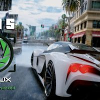 Visuel du mod Redux de GTA V