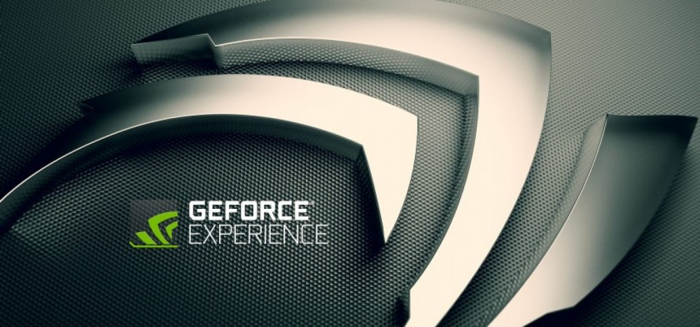 Logo Nvidia GeForce Experience