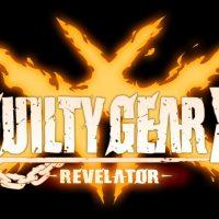 Guilty Gear Xrd - Revelator logo