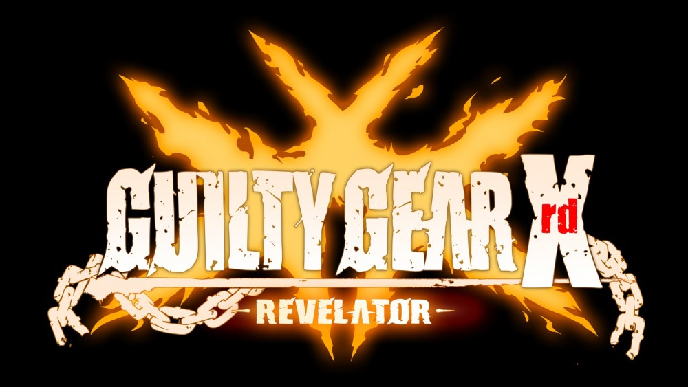 Guilty Gear Xrd - Revelator logo