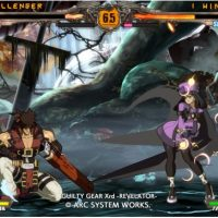 Guilty Gear combat