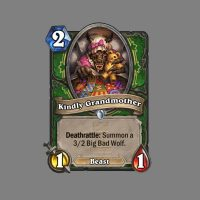 karazhan kindly grandmother