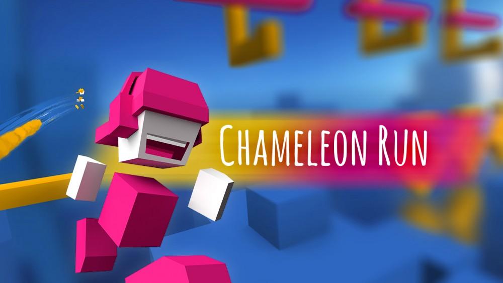 Humble Mobile Bundle Chameleon Run