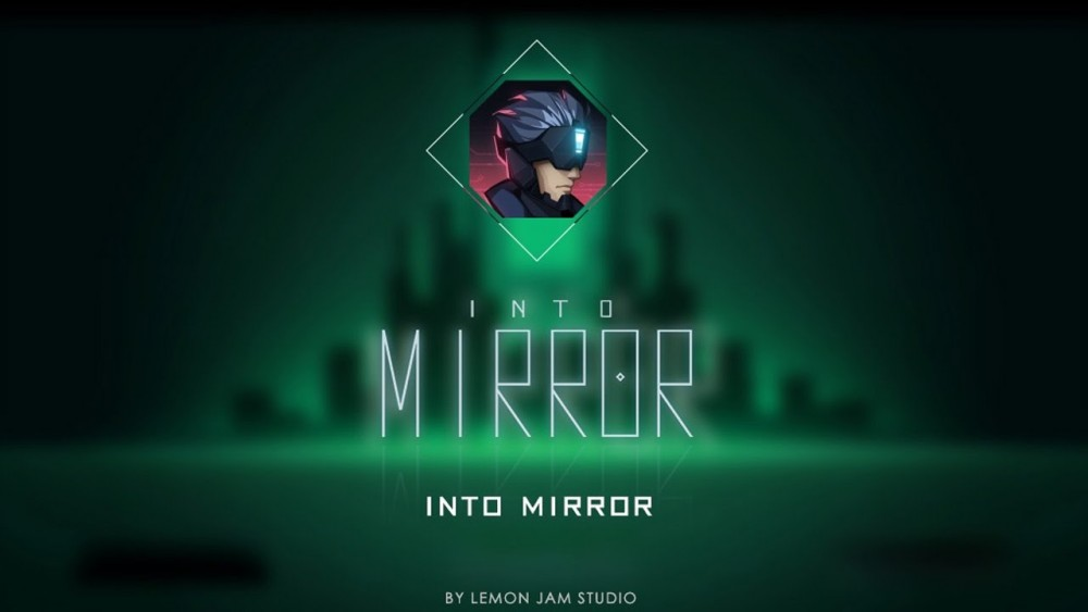 Into Mirror logo
