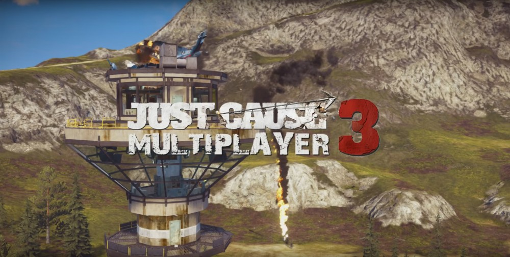 Just Cause 3 Multiplayer par nanos Frameworks