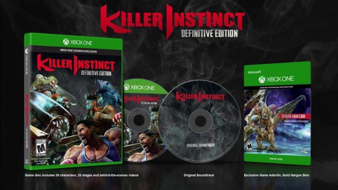 bundle killer Instinct: Definitive Edition