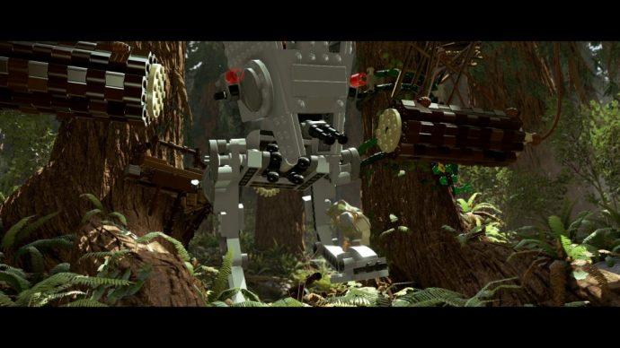 LEGO Star Wars Le réveil de la Force ATT piège