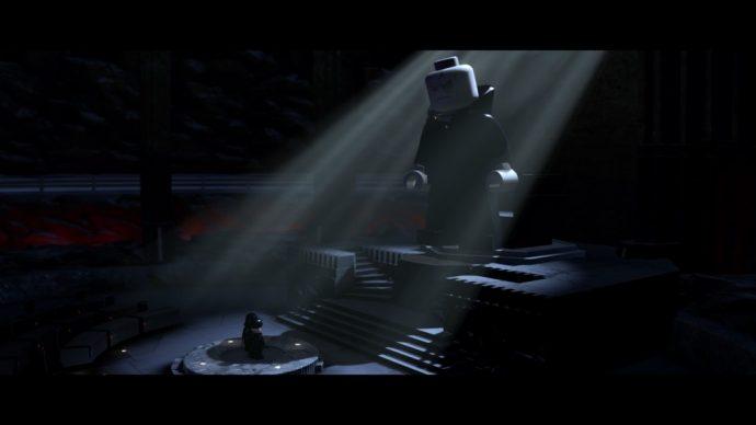 LEGO Star Wars Le reveil de la Force Snoke