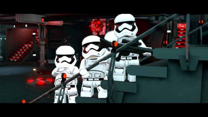 LEGO Star Wars Le reveil de la Force Stormtroopers