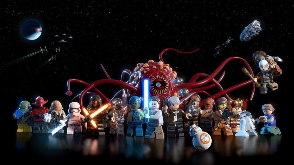 LEGO Star Wars Le reveil de la Force Bannière
