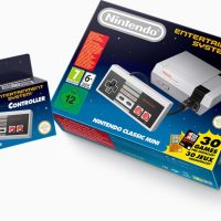 package NES Mini